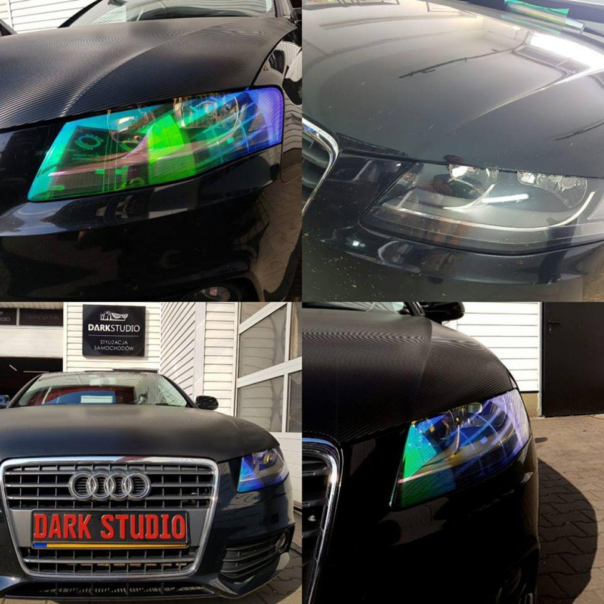 Audi A4 B8 Realizacje Przyciemnianie Szyb Gliwice