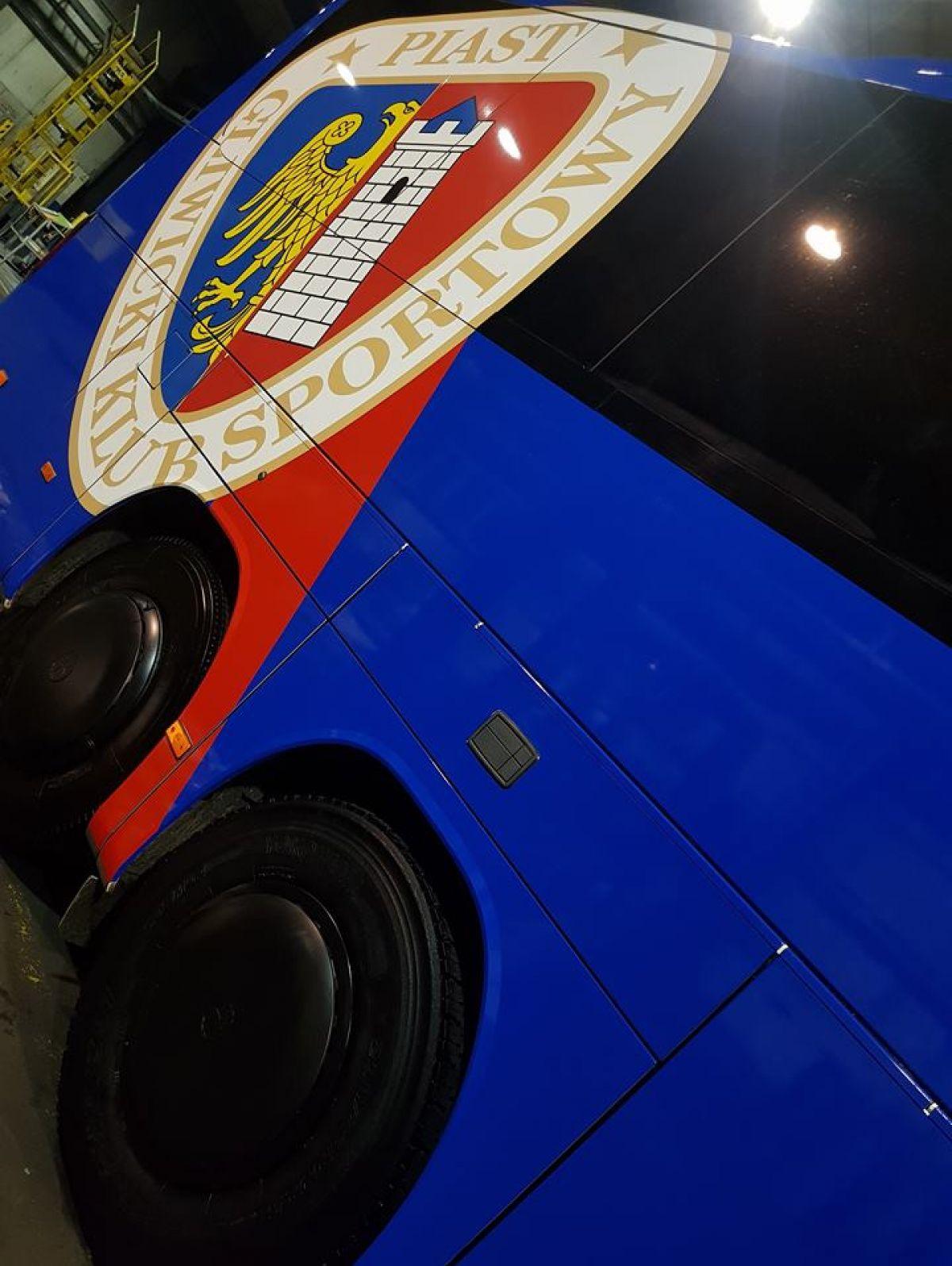 Autobus Piasta Gliwice