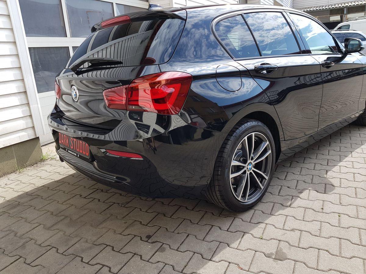 Nowy BMW 1