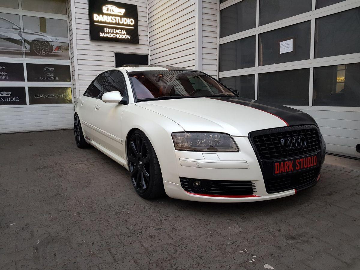 Stylizacja Audi A8