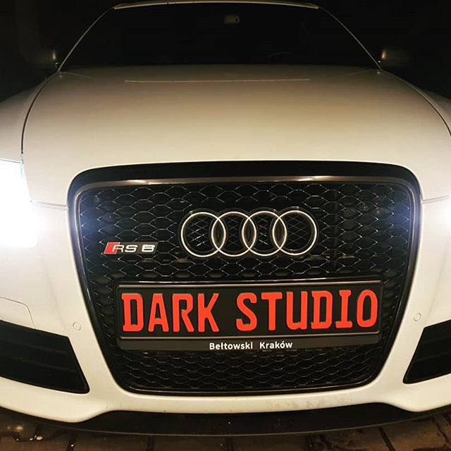#darkstudio #darkglass #audi #audirs6 #audipolska #rs6 #sline #power #880hp #przyciemnianieszyb #oklejanie #carwrapping #Gliwice #zabrze #katowice #polska