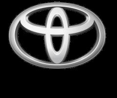 Toyota Bezinwazyjne przyciemnianie szyb
