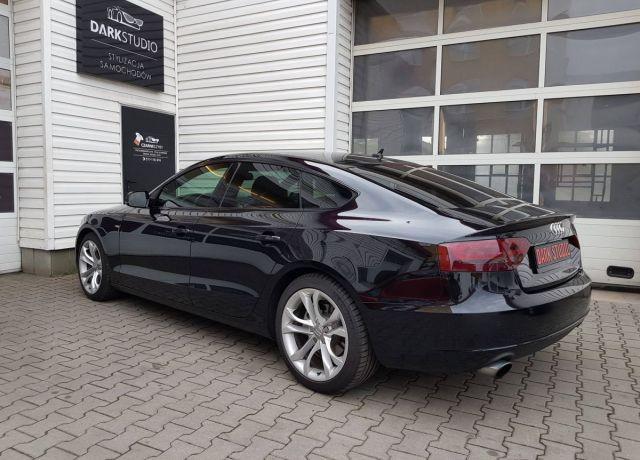 Stylizacja elementów nadwozia lub wnętrza A5 Sportback