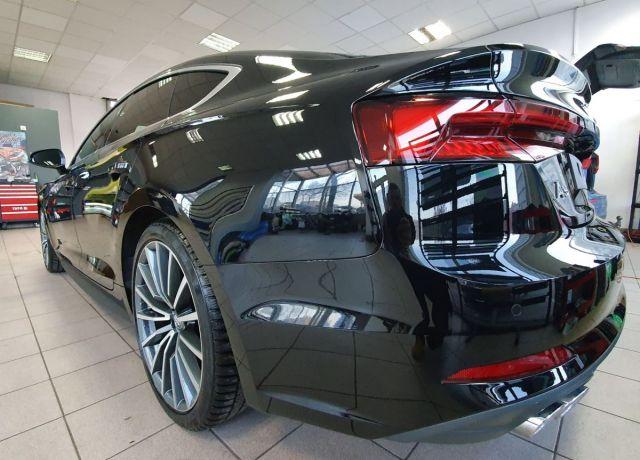 Aplikacja powłok ceramicznych Audi A5 Ceramika