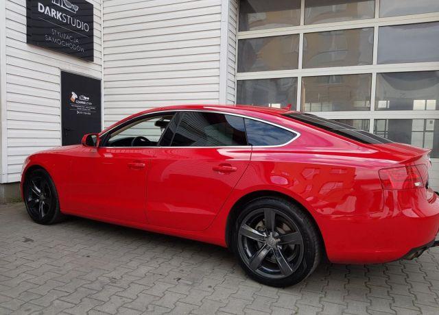 Bezinwazyjne przyciemnianie szyb Audi A5 Sportback