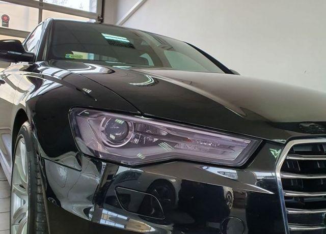 Przyciemnianie lamp i reflektorów Audi A6 C7