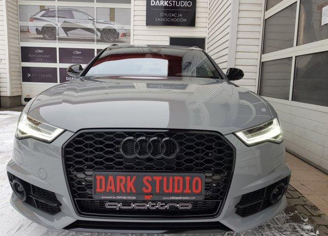 Bezinwazyjne przyciemnianie szyb Audi A6