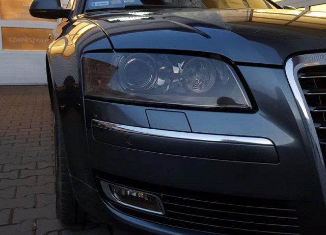 Bezinwazyjne przyciemnianie szyb Lampy Audi A8
