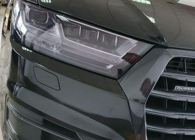 Przyciemnianie lamp i reflektorów Audi Q7 Lampy
