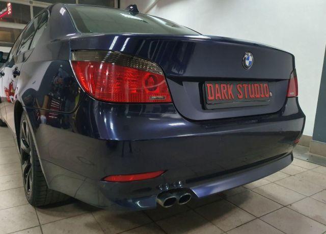 Stylizacja elementów nadwozia lub wnętrza BMW E60 Chromy