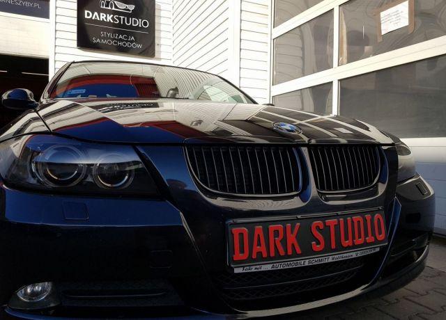 Bezinwazyjne przyciemnianie szyb BMW E90