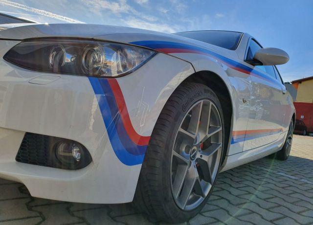 Stylizacja elementów nadwozia lub wnętrza BMW E92 M Performance