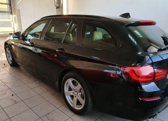 Stylizacja elementów nadwozia lub wnętrza BMW F11