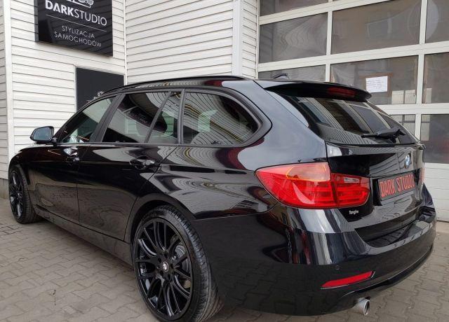 Bezinwazyjne przyciemnianie szyb BMW F31