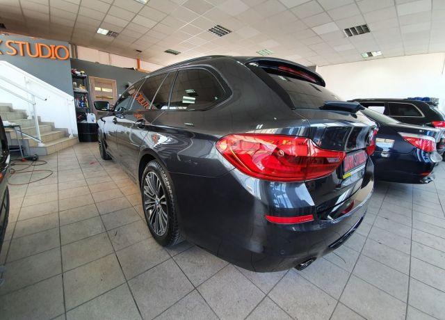 Aplikacja powłok ceramicznych BMW G31