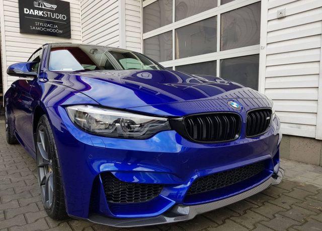 BMW</strong> Bezbarwna folia ochronna