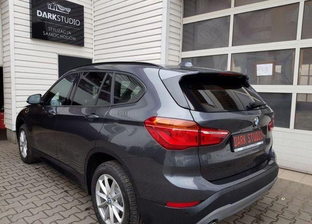 Bezinwazyjne przyciemnianie szyb BMW X1