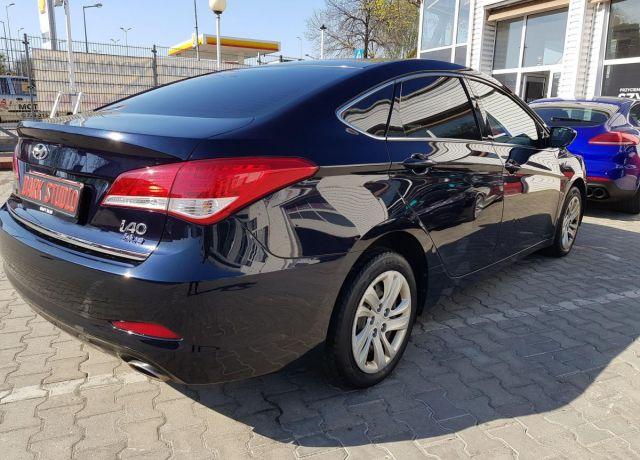 Bezinwazyjne przyciemnianie szyb Hyundai i40