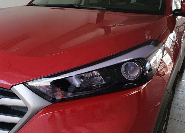 Przyciemnianie lamp i reflektorów Hyundai Tucson