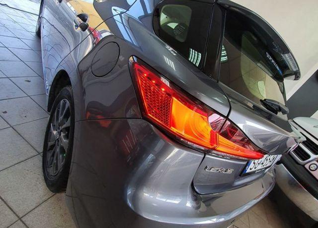 Bezbarwna folia ochronna Lexus Ct200