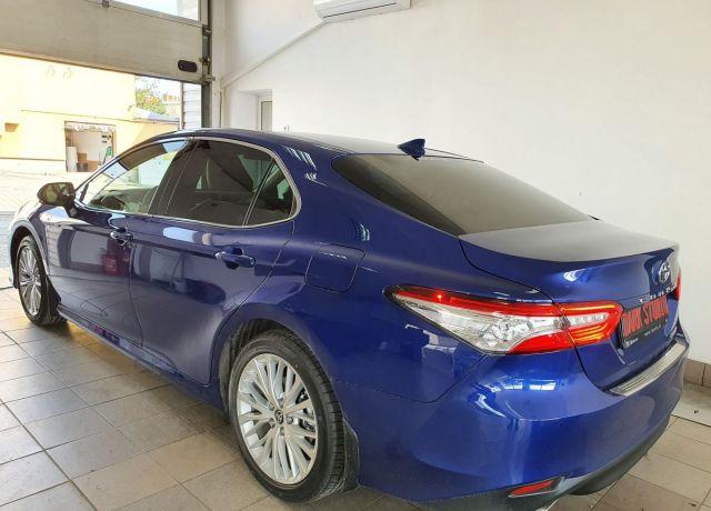 Bezbarwna folia ochronna Nowa Toyota Camry