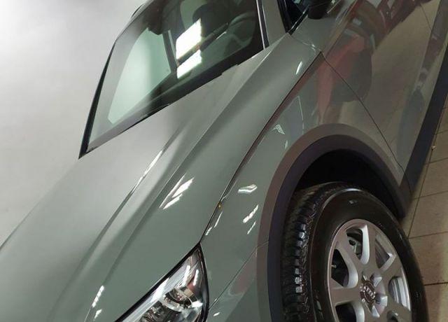 Aplikacja powłok ceramicznych Nowe Audi Q5
