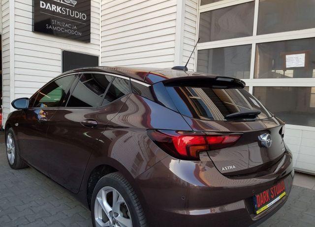 Bezinwazyjne przyciemnianie szyb Opel Astra V