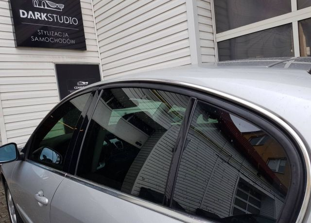 Bezinwazyjne przyciemnianie szyb Renault Laguna