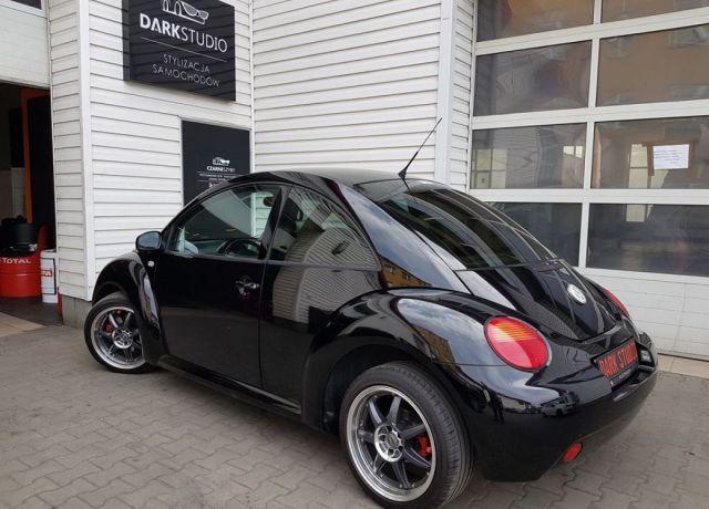 Bezinwazyjne przyciemnianie szyb Volkswagen Beetle