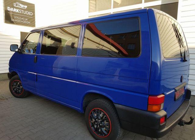 Bezinwazyjne przyciemnianie szyb Volkswagen T4