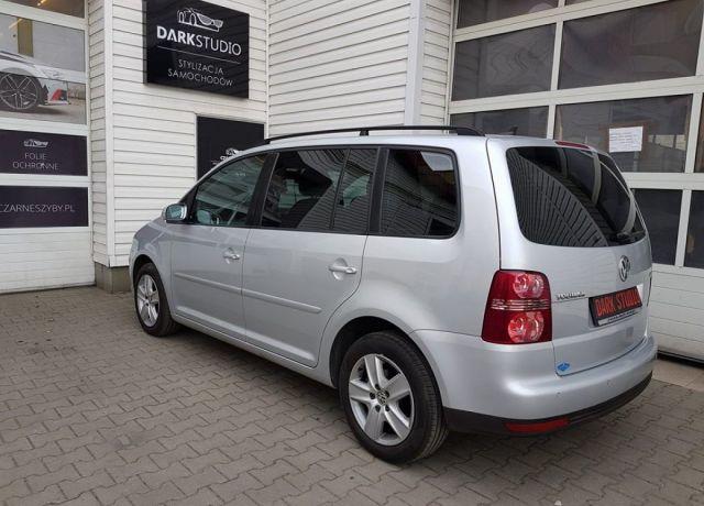 Bezinwazyjne przyciemnianie szyb Volkswagen Touran