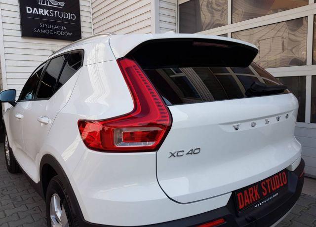 Bezinwazyjne przyciemnianie szyb Volvo XC40