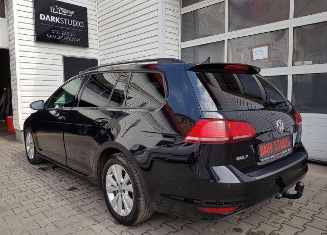 Bezinwazyjne przyciemnianie szyb VW Golf VII Combi