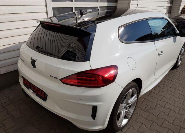 Zmiana koloru nadwozia samochodu VW Scirocco