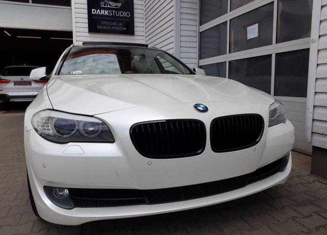 Zmiana koloru nadwozia samochodu Zmiana koloru BMW